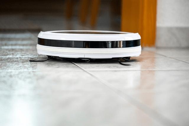 Lad robotstøvsugeren klare rengøringen i hjemmet